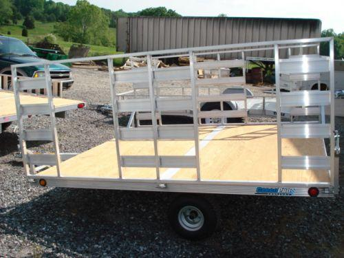 2008 Thule Trailers A8 x 9 ATV (2 place) ATV Trailer