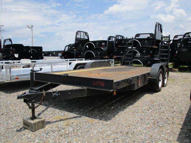 2000 Kaufman Trailers 18ft Utility Trailer in Ashburn, VA