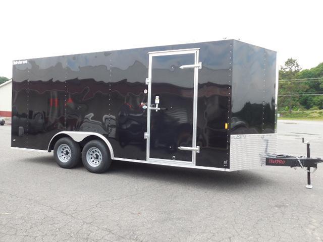 2018 Continental Cargo BP 8.5 x 18 Enclosed Cargo Trailer