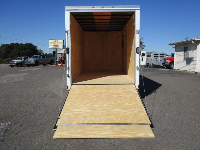 2019 Continental Cargo 7 x 16 Enclosed Cargo Trailer
