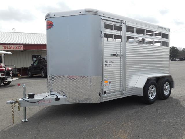 2017 Sundowner Trailers BP Stockman XP Livestock Trailer
