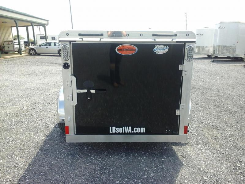 2019 Sundowner Trailers 5x8 Mini Go Enclosed Cargo Trailer