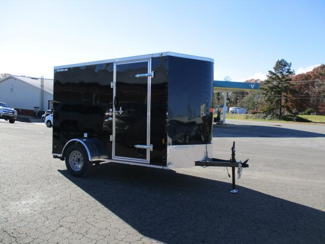 2019 Continental Cargo 6 x 10 Enclosed Cargo Trailer in Yadkinville, NC