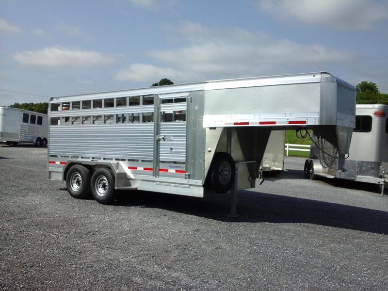 2019 Eby Trailers 16ft Maverick LS Livestock Trailer in Ashburn, VA
