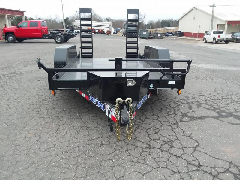 Bobcat Trailer Fenders : Load trail bp bobcat equipment trailer lbs