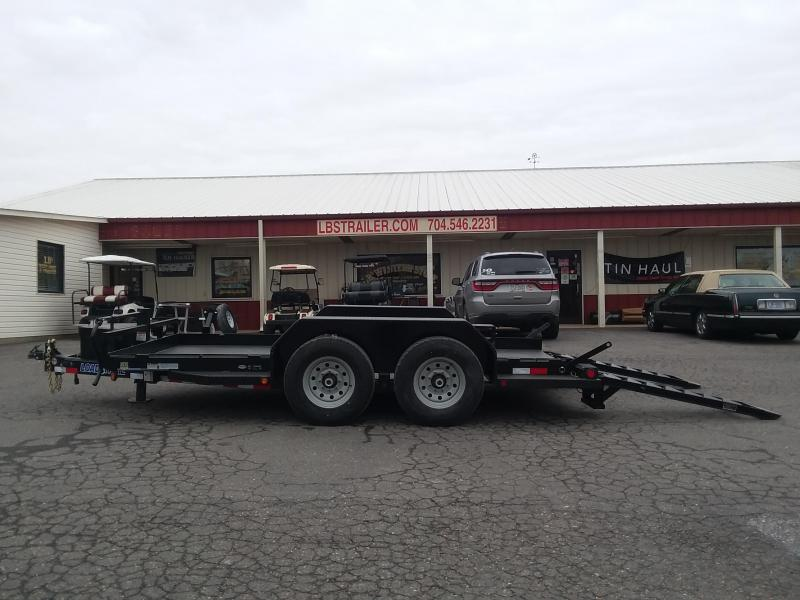 2018 Load Trail 80 x 14 Bobcat Equipment Trailer