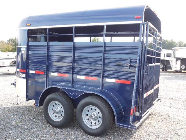 2015 Rollin-S 12ft Livestock Livestock Trailer