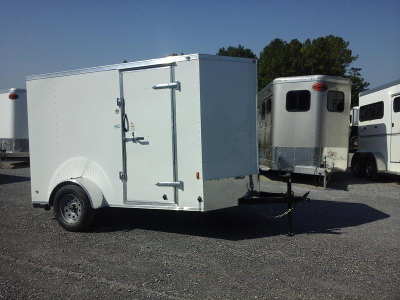 2017 Forest River Inc. 6 X 10 Enclosed Cargo Trailer