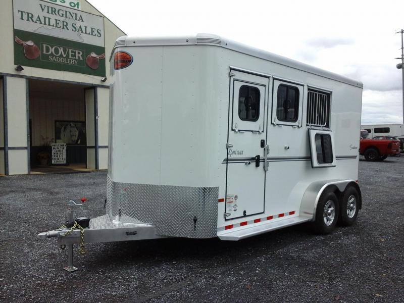 2017 Sundowner Trailers Sportman Horse Trailer in Ashburn, VA