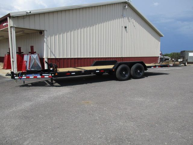 2018 Load Trail 83 x 20 Tilt Deck Equipment Trailer