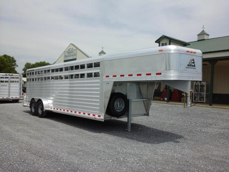 2019 Elite Trailers 7x24 GN Livestock Trailer in Ashburn, VA