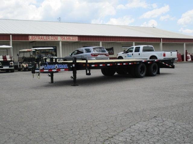 2018 Load Trail PH 102 x 25 Low Pro Equipment Trailer in Ashburn, VA