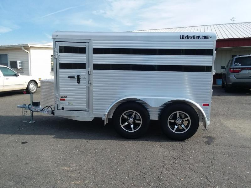 2018 Sundowner Trailers 10ft Mini Stock Livestock Trailer in Ashburn, VA