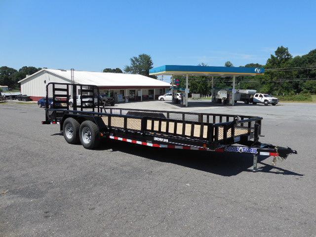 2017 Load Trail BP 83 x 20 TA Equipment Trailer