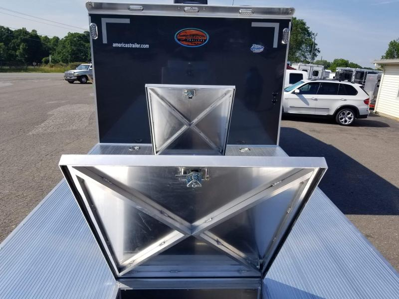 2020 Sundowner Trailers 2286KM Toy Hauler
