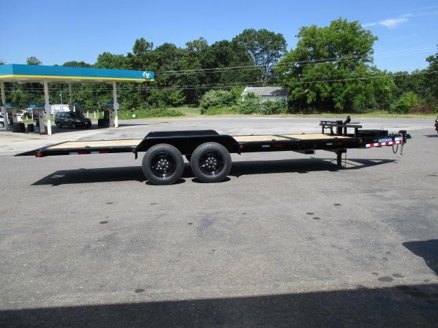 2018 Load Trail 83 x 20 Tilt Deck Equipment Trailer