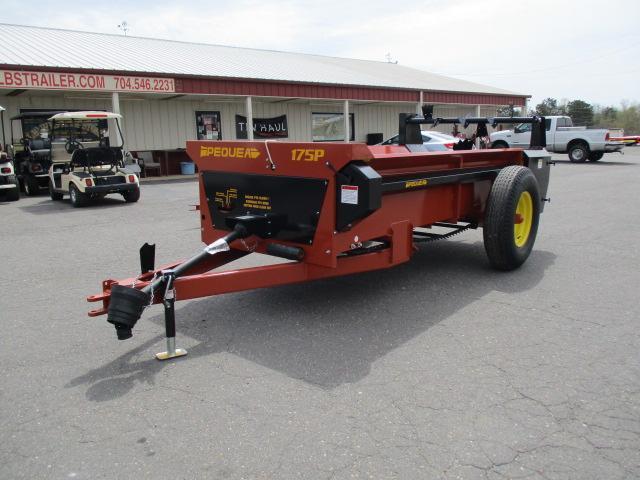 2019 pequea 175 pto manure spreader farm ranch trailer