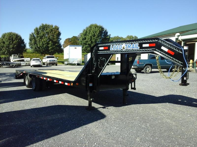 2019 Load Trail 102x25 TA Low-Pro GN Equipment Trailer