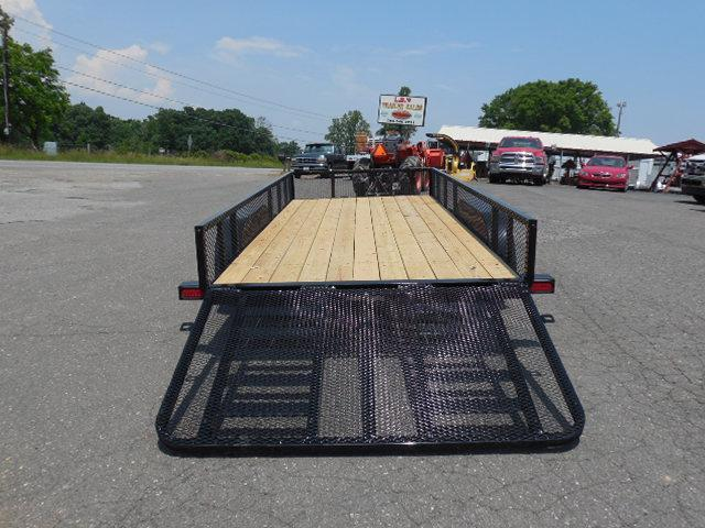 2016 Load Trail 83 x 16 Car / Racing Trailer