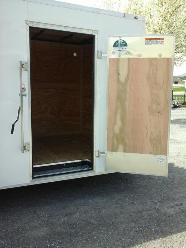 2020 Forest River Continental Cargo 8.5x20 TA Enclosed Cargo Trailer