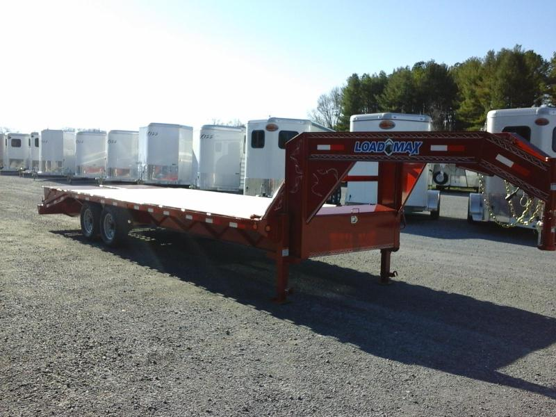 2016 Load Trail GH252 102x25 Equipment Trailer