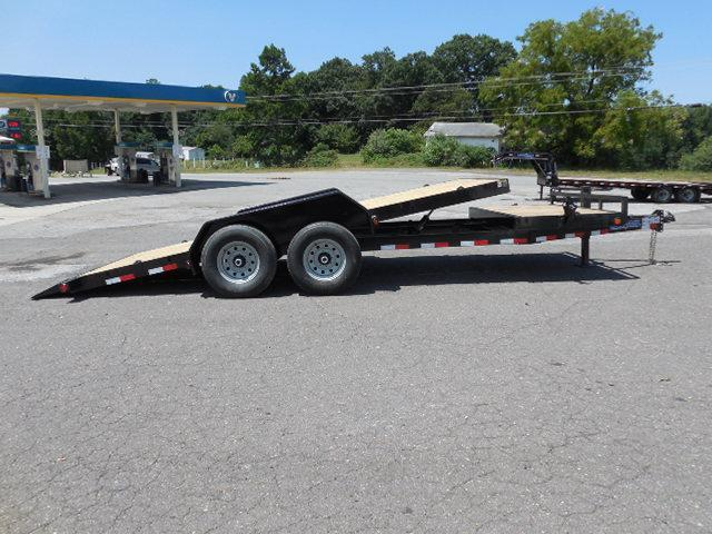 2018 Load Trail BP 81.5 x 20 Tilt Deck Equipment Trailer