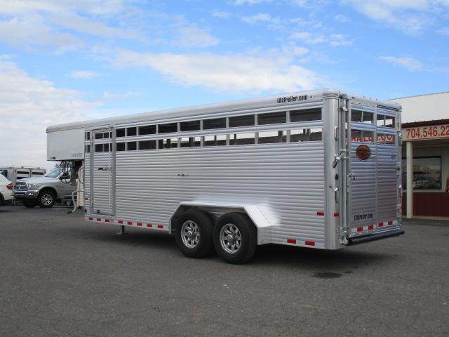 2019 Sundowner Trailers 20ft Rancher XP Livestock Trailer