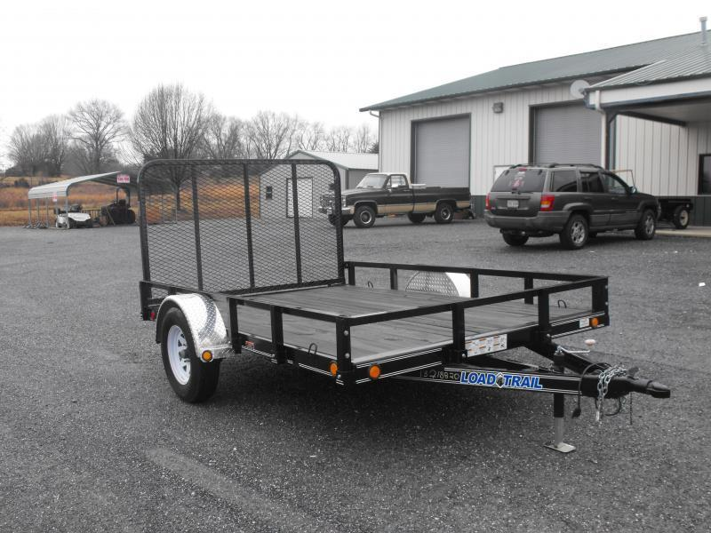 Clearance 2013 Load Trail UT 83 x 10 Utility Trailer