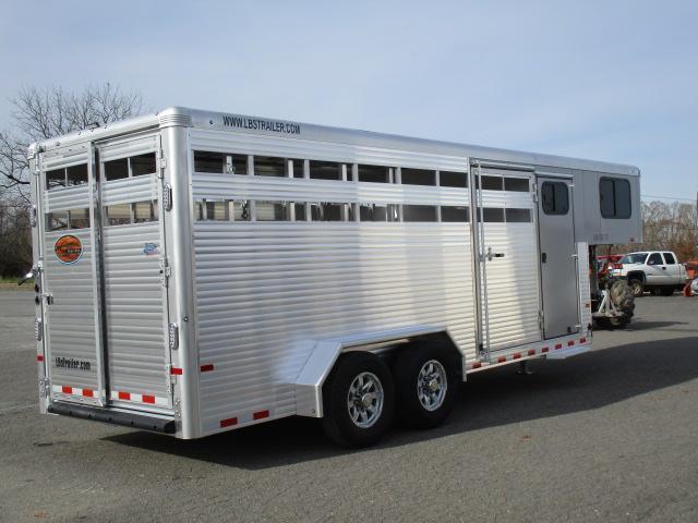 2019 Sundowner Trailers 20ft Rancher TR Livestock Trailer