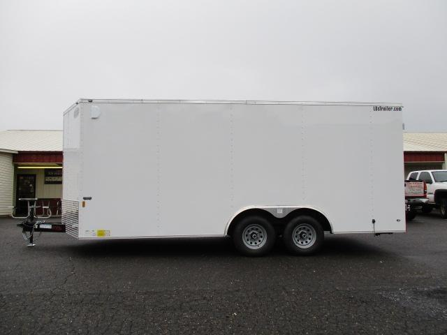 2019 Continental Cargo 8.5 x 18 Enclosed Cargo Trailer in Yadkinville, NC