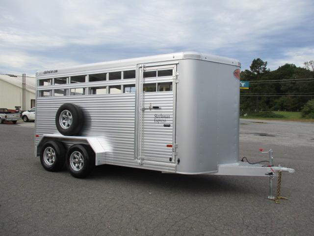 2019 Sundowner Trailers 16ft Stockman XP Livestock Trailer