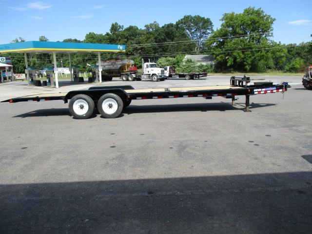2018 Load Trail BP 83 x 24 Tilt Deck Equipment Trailer