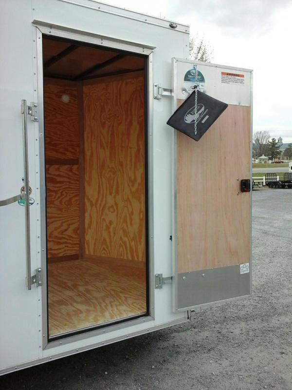 2020 Forest River 7x14TA Enclosed Cargo Trailer