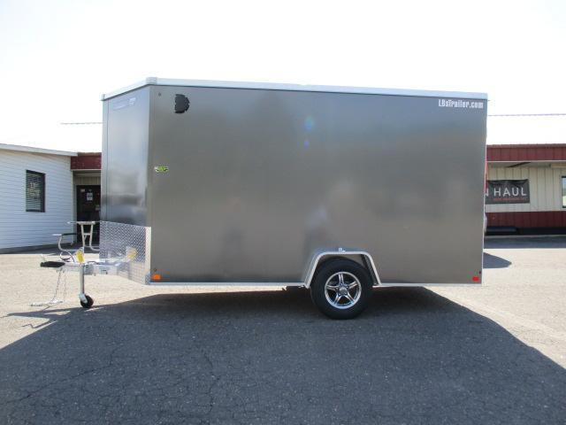 2020 Aluma 7 X 12 Enclosed Cargo Trailer