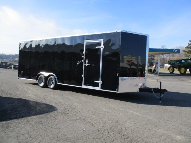 2018 Continental Cargo BP 8.5 x 24 Enclosed Cargo Trailer