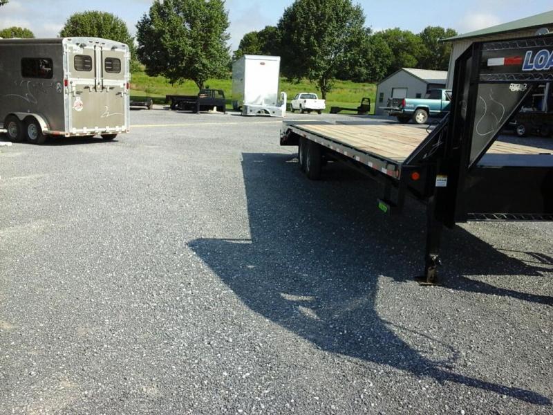 2019 Load Trail Heavy Duty GN Equipment Trailer