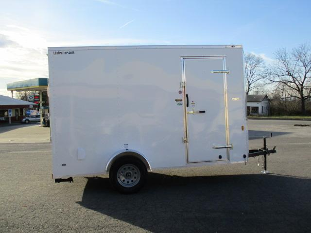 2018 Continental Cargo 6 x 12 Enclosed Trailer in North Wilkesboro, NC