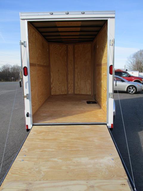 2018 Continental Cargo 6 x 12 Enclosed Trailer