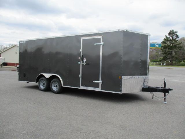 2019 Continental Cargo BP 8.5 x 20  Enclosed Cargo Trailer