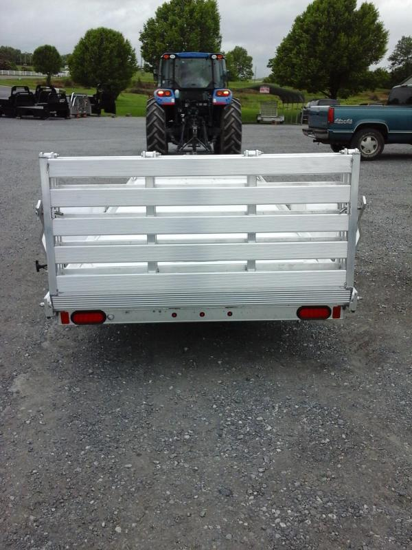2018 Aluma 6314H BT ATV Trailer