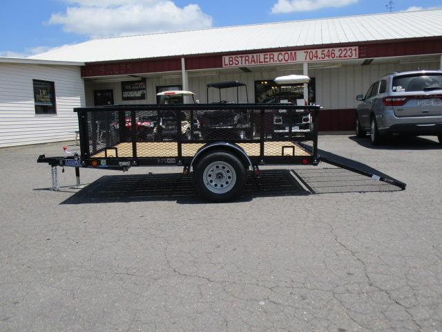 2018 Load Trail BP 77 x 10 Landscape Utility Trailer