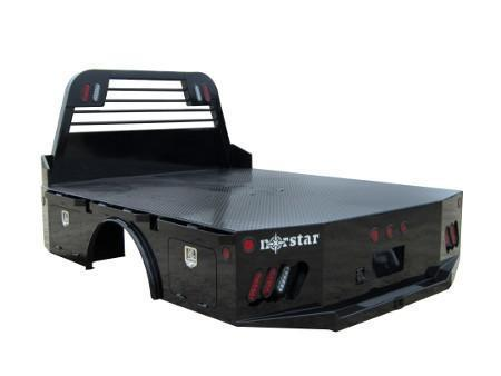"Norstar ST 94""X94"" 60"" Smooth Truck Bed / Equipment"