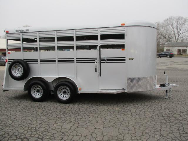2019 Bee Trailers 16ft Livestock Trailer