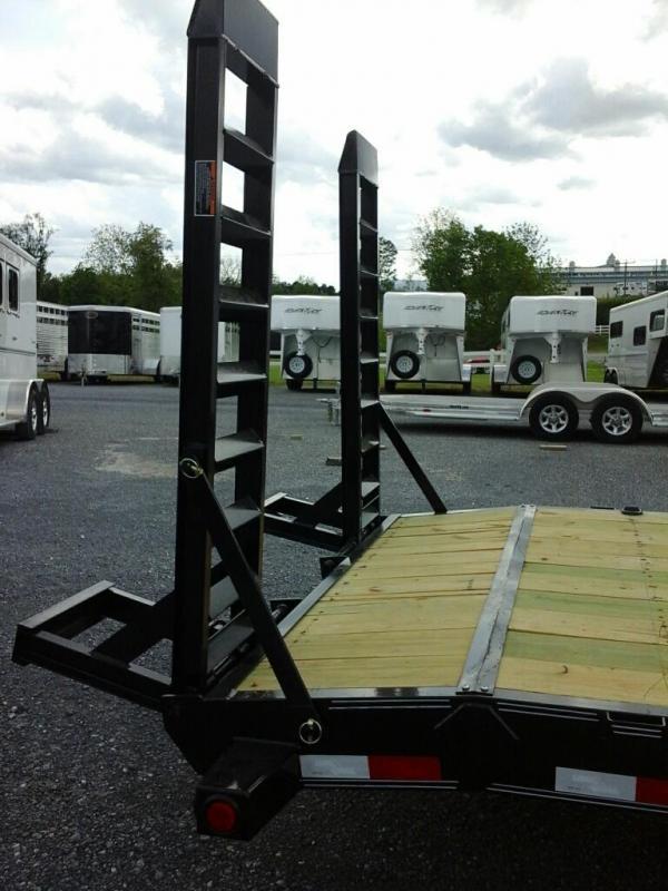 2019 Load Trail 83x24 TA Carhauler Utility Trailer