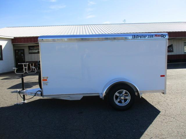 2019 Sundowner Trailers Mini Go 5 x 10 Enclosed Cargo Trailer in Yadkinville, NC