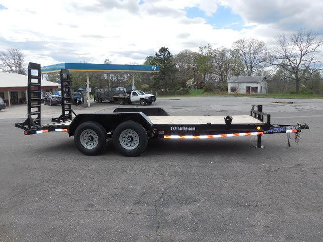 2017 Load Trail BP 83 x 18 Car / Racing Trailer