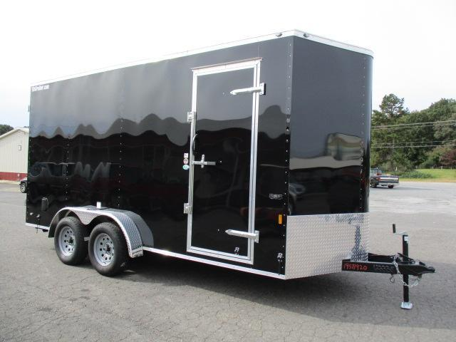 2019 Continental Cargo 7 x 16 Enclosed Cargo Trailer in Yadkinville, NC