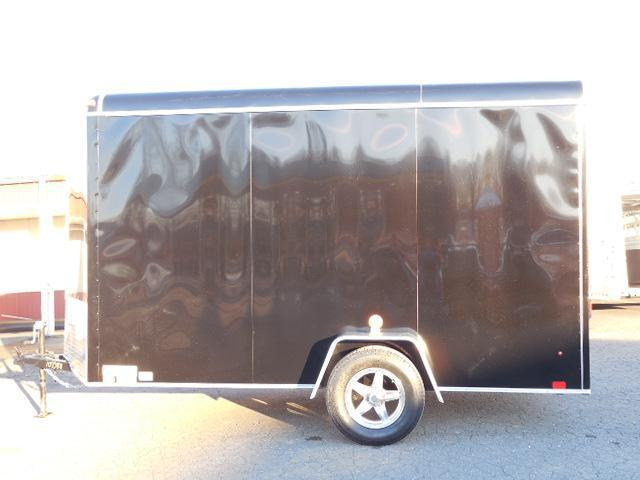 2014 United Trailers BP 6 x 12 Cargo / Enclosed Trailer
