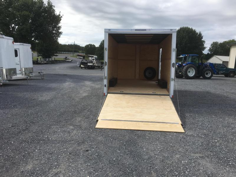 2020 Continental Cargo 8.5x16 TA Enclosed Cargo Trailer
