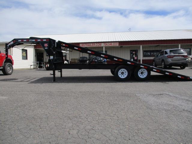 2020 PJ Trailers 22ft Deckover Tilt Utility Trailer in Ashburn, VA